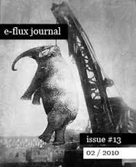 e-flux elephant